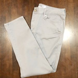 Seven7 High Rise Skinny | Size 16